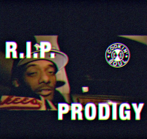 Cookin soul salute prodigy with new tribute remix audio for Prodigy car audio