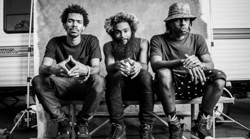 Flatbush Zombies Vacation In Hell Album Stream Trackblasters Entertainment