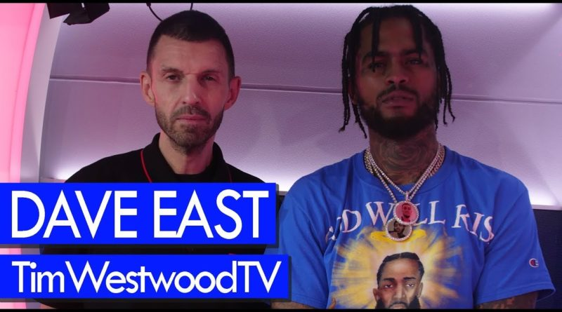 Dave East On Nipsey Hussle, Wu-Tang, Acting, Harlem, New