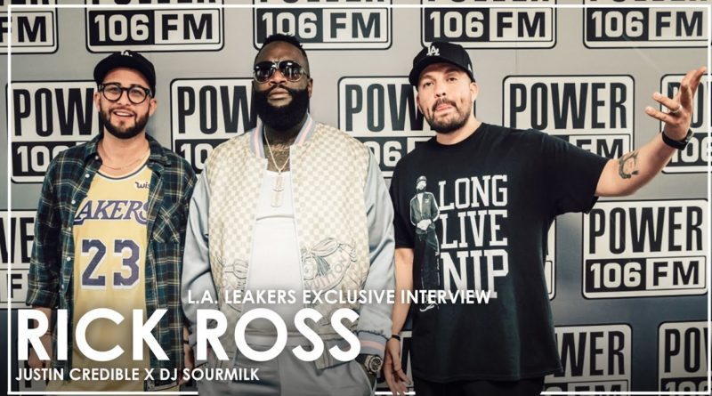 "Rick Ross On New Album ""Port Of Miami 2"", His Thoughts On"