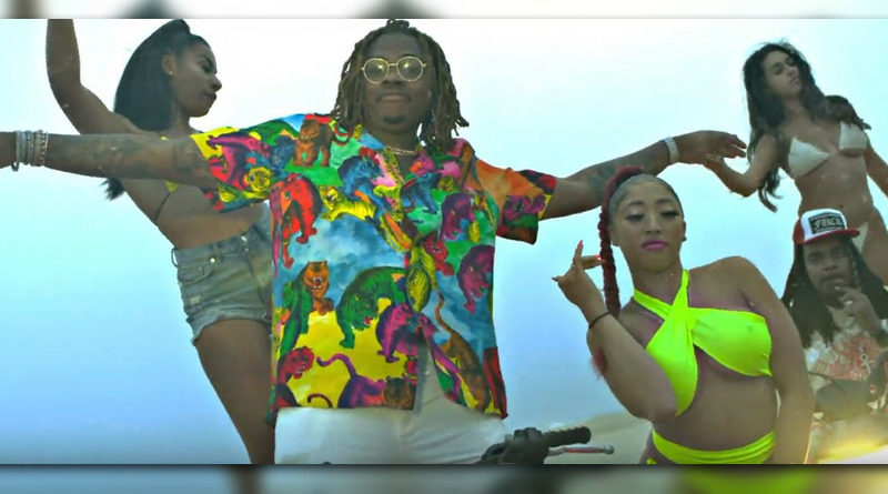 Young Thug Feat Gunna Surf Video Trackblasters Entertainment